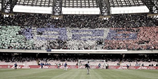 San Paolo.   Foto: SSC Napoli
