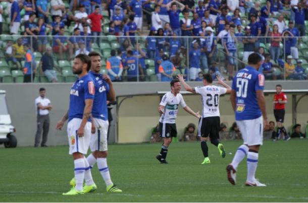 Foto: Site Oficial / Coritiba F. C