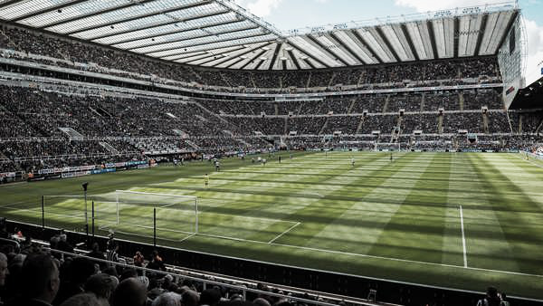 St. James Park albergará este encuentro | Foto: Newcastle
