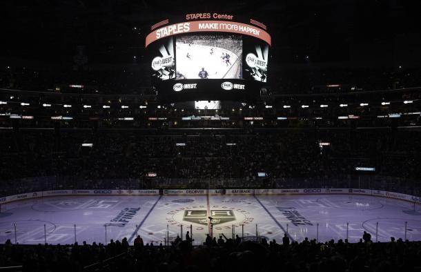 Staples Center | Fuente: NHL