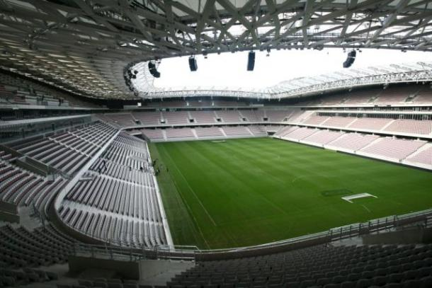 The beautiful Stade de Nice is the venue for the game (Photo: Getty Images)