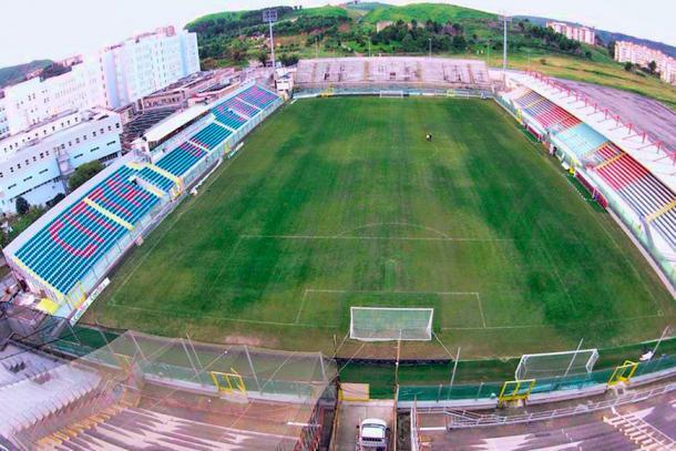 Stadio Ezio Scida. / Foto: krotonpage.it