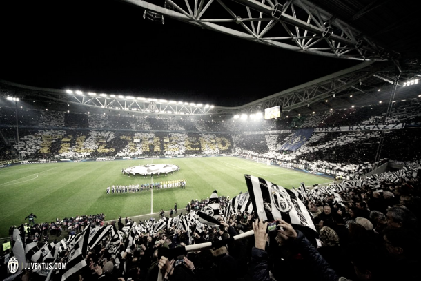 Juventus Stadium. Foto: Juventus.com
