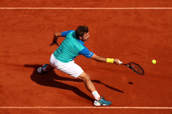 Wawrinka will be a threat in the final on Sunday (Photo by Clive Brunskill / Getty)