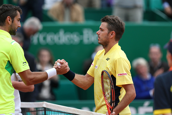 Wawrinka and Cilic will contest the 2016 Geneva Open crown (Photo: Getty Images/Manuel Blondeau)