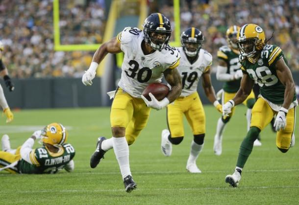 James Connor was one of the best players for Pittsburgh last night   Source: Mike Roemer-Penn Live