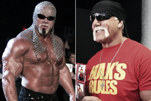 Steiner is no friend of Hogan (image: thesportster.com)