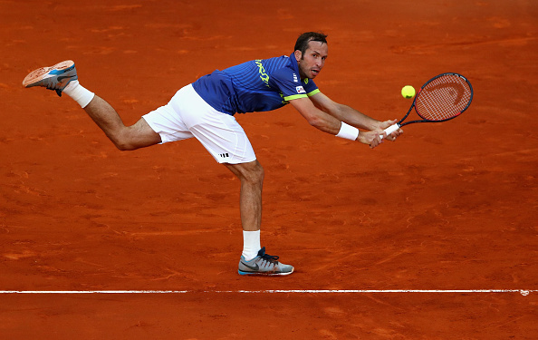 Stepanek has reached the fourth round once at the French Open (Photo: Getty Images/Clive Brunskill)