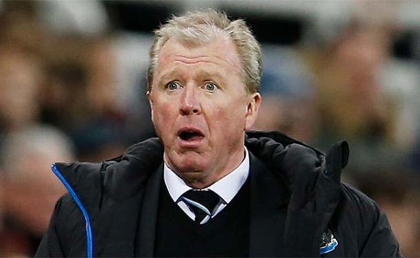 McClaren had a disastrous spell on Tyneside (Photo: themag)