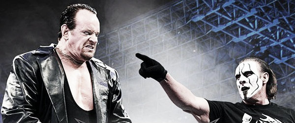 A sting match versus the Undertaker would have been an instant classic (image: ringsidenews,com)
