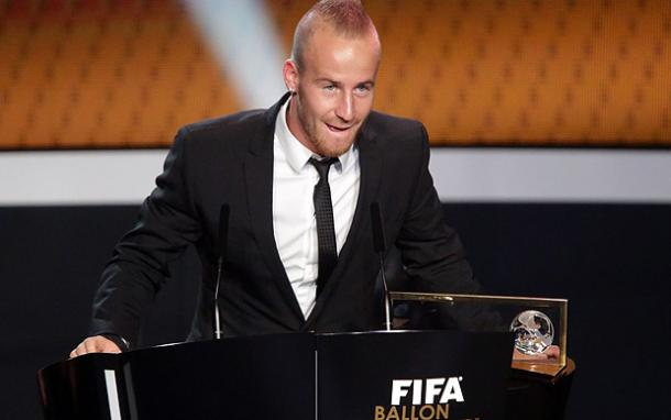 Turkey based Miroslav Stoch is capable of the extraordinary (photo: The Telegraph)