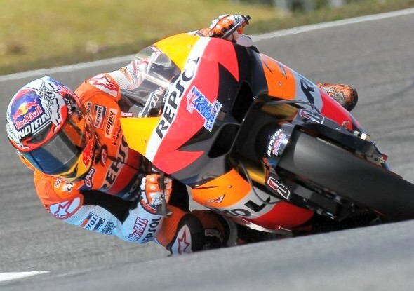 Fonte: Casey Stoner Official page