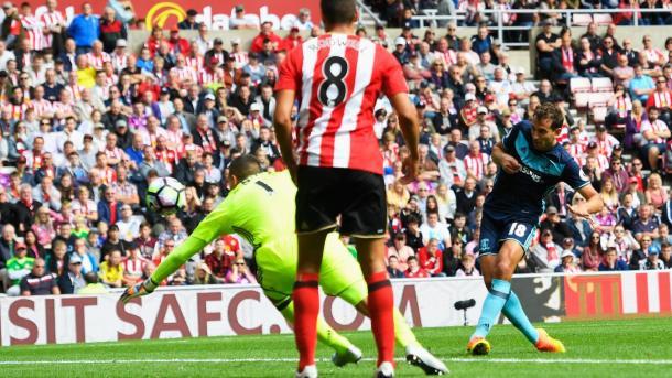 I due goal del Middlesbrough li segnò Stuani, www.premierleague.com