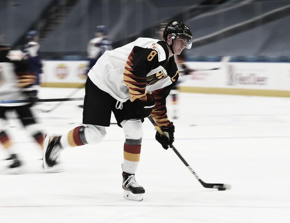 Tim Stützle | Foto: IIHF.com