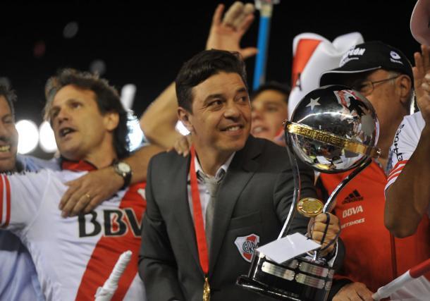 La Sudamericana, una Copa que esperó más de 15 años (Foto: Clarín).