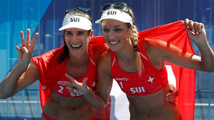 Foto: John Sibley / Reuters / Olympic Games