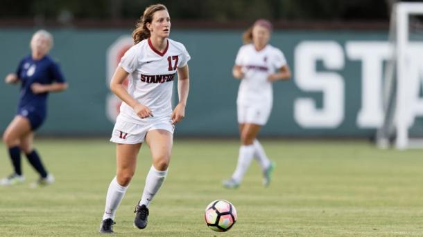 Andi Sullivan for Stanford | Photo: Bob Drebin/isiphotos.com