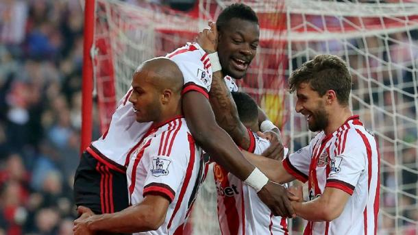Kone was one of the key players to Sunderland's sucess | photo: Chronicle Live