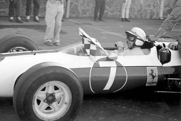 John Surtees en los 60 | Fuente: autosport.com
