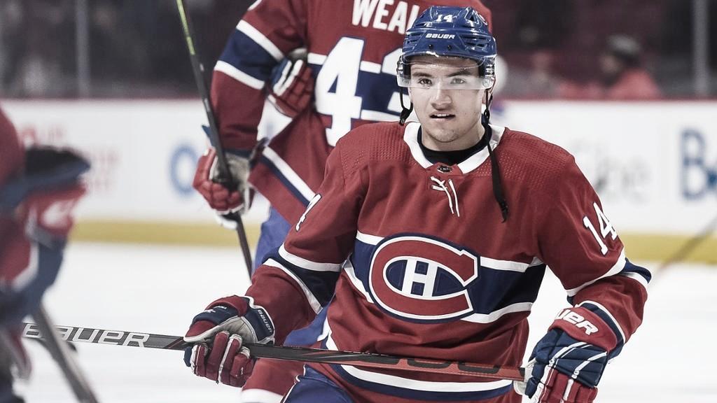 Nick Suzuki | Foto: NHL.com