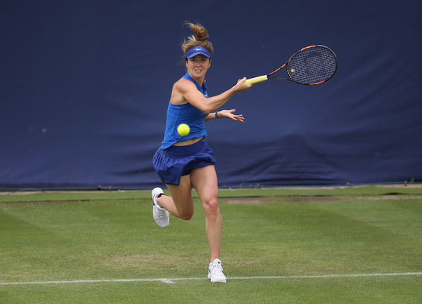 Svitolina will be looking to continue her exceptional run of form onto the grass courts (Photo by Shaun Botterill / Getty)