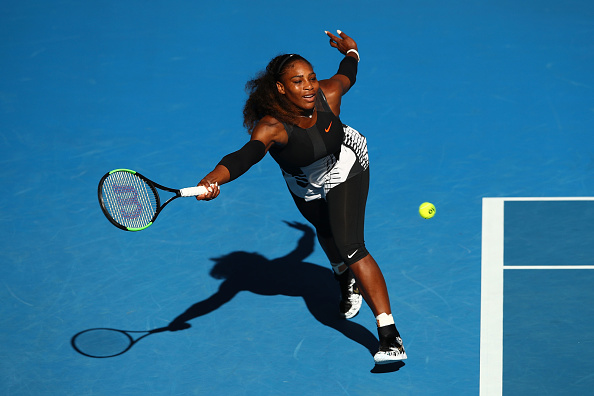 Williams was far too good for Lucic-Baroni (Photo by Clive Brunskill / Getty Images)