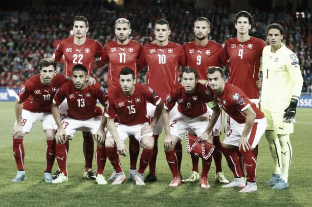 Switzerland aim to live to their expectations l Photo: uefa.com