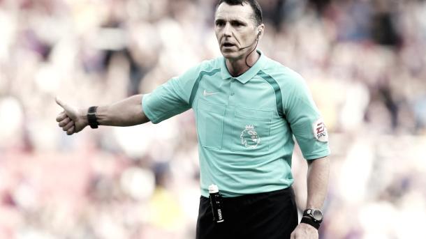 Neil Swarbrick será el árbitro del partido./ Foto: Premier League