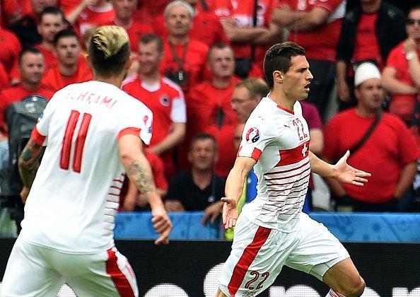 Schär strikers | Credit: Uefa