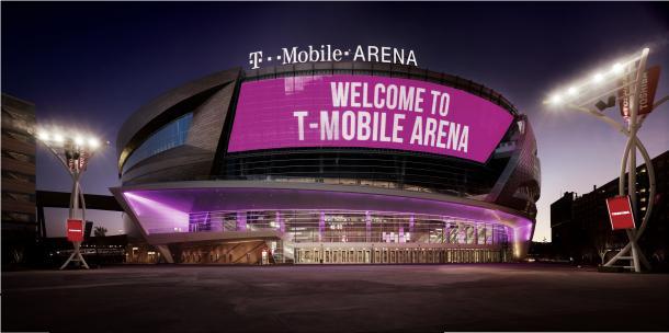 T Mobile Arena Foto:NHL