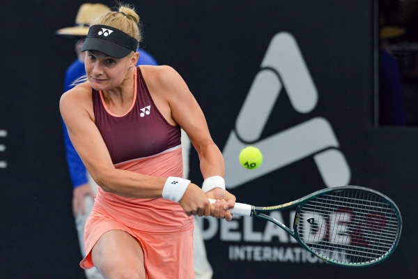 Yastremska has not dropped a set en route to the final/Photo: Paul Kane/Getty Images