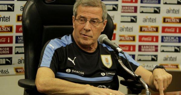 Tabárez, seleccionador uruguayo