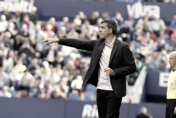 Muñiz, entrenador del Levante UD (Foto: VAVEL.com)
