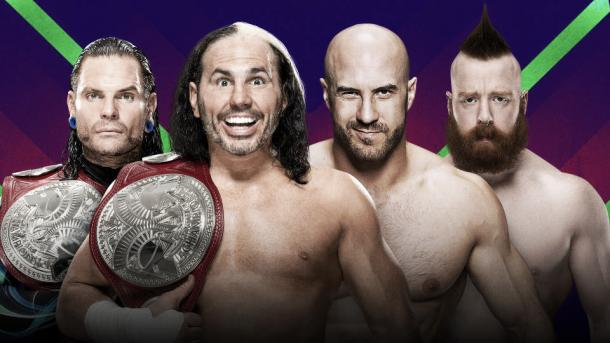 Will we see some broken brilliance? Photo-WWE.com