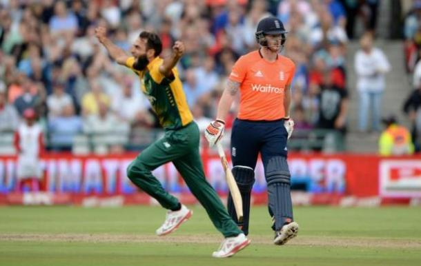 Imran Tahir was excellent on Friday (photo: TalkSport)