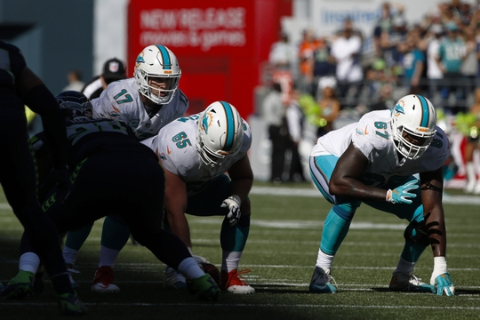 Will Ryan Tannehill be ready to face the Pittsburgh Steelers?   Photo: Joe Nicholson-USA TODAY Sports
