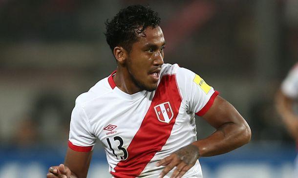 Renato jugando para la Bicolor. Foto: Selección de Perú