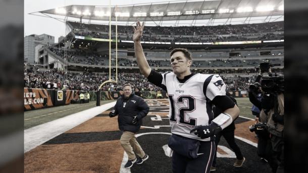 Para Tom Brady, estos pueden ser sus últimos playoffs en la NFL (foto Patriots.com)