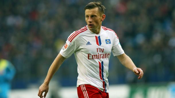 Ivica Olic playing for Hamburger SV in 2015 | photo source: Soccerbox