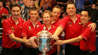 Mosconi Cup Teams: USA hoping to strike back - VAVEL International