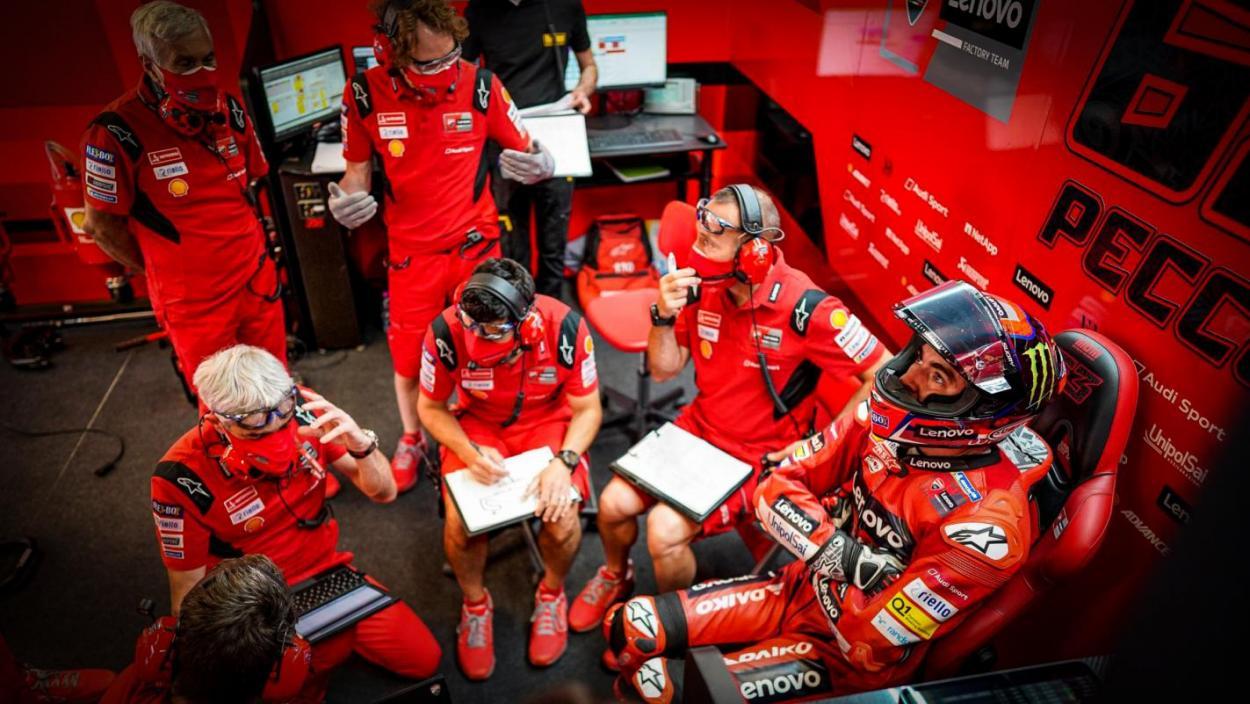 Team Ducati / MotoGP.com