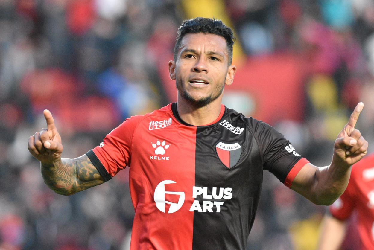 Wilson Morelo sigue siendo goleador en tierras argentinas. Imagen: tudn.com