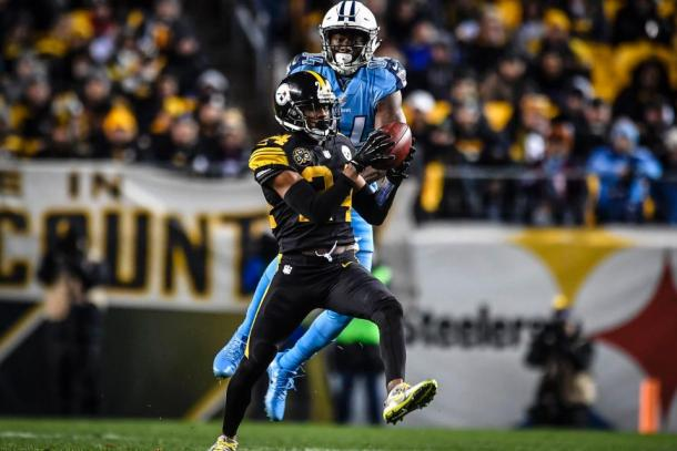 The Steelers secondary were excellent tonight | Source: steelers.com