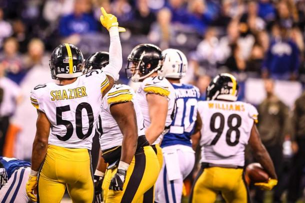 The Steelers defense came to life in the fourth quarter | Source: steelers.com