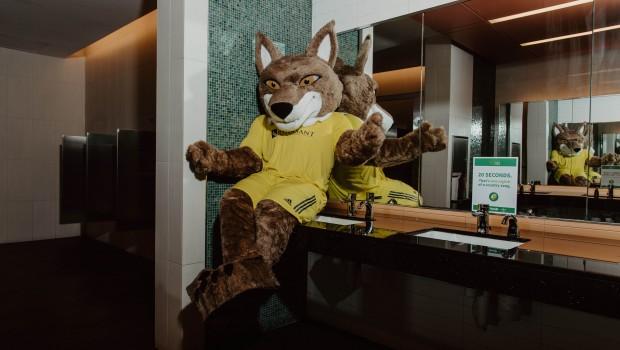 Tempo 'the coyote' (TUDN.com)