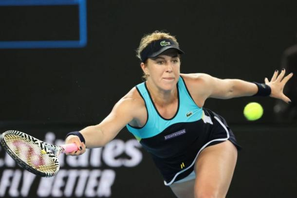 Pavlyuchenkova looks for a deep run in her return to action/Photo: Agence Presse France