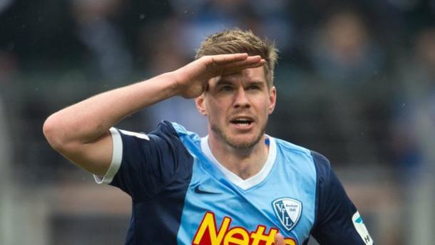 A new striker, Simon Terodde. | Source: getty