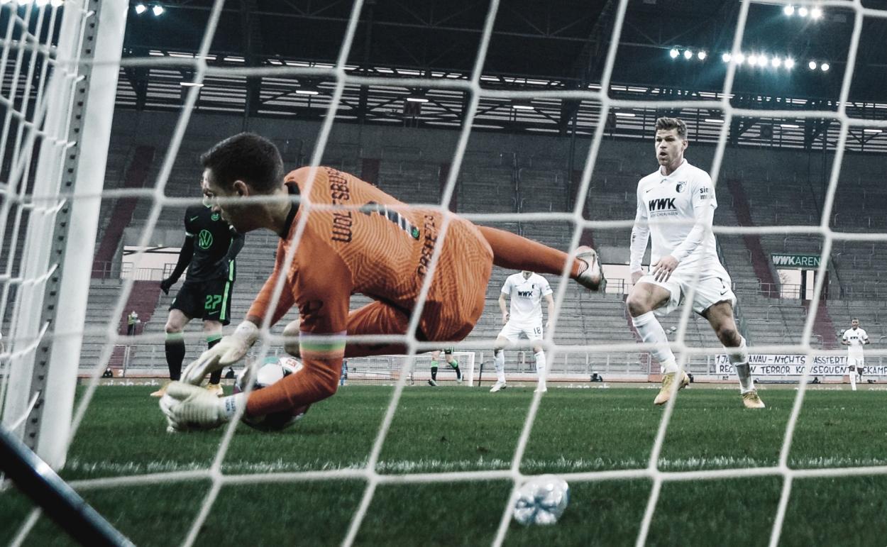 VfL Wolfsburg suma 5 encuentros consecutivos sin recibir goles en todas las competencias | Foto: @VfL_Wolfsburg