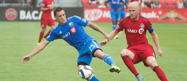 Montreal look to end their tough run of form. | Source: Toronto FC
