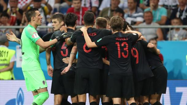 Croatia finished their group stage unbeaten | Source: Getty Images via FIFA.com